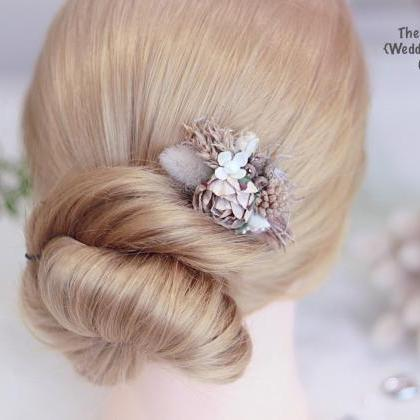 Bridal Hair comb, wedding Accessori..