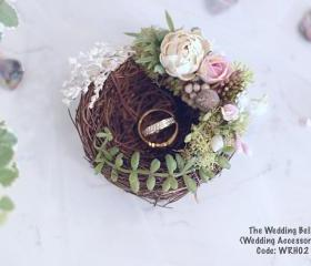 Wedding ring holder,..